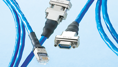 Ethernet Emblies High Data Rate